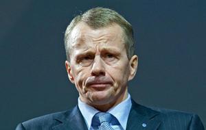Экс-министр финансов Эстонии Юрген Лиги. Фото: newsbalt.ru .