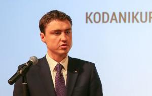 Премьер-министр Эстонии Таави Рыйвас. Фото: valitsus.ee.