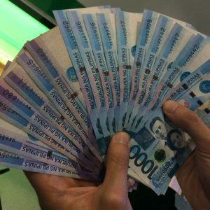Филиппинские банкноты. Фото: pixabay.com.